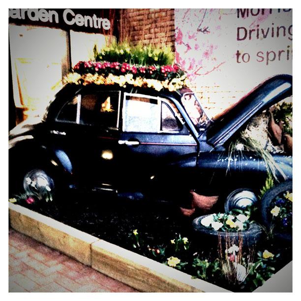 Garden Furniture (car)