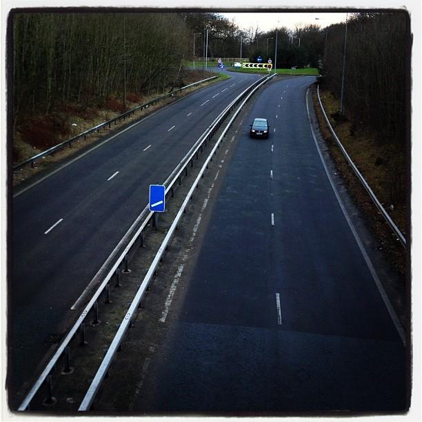 M53 Traffic